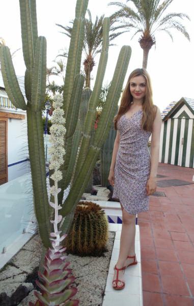 Платье «здравствуй, диета» :)