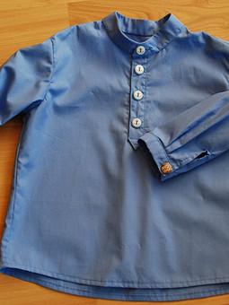 Работа с названием рубашка поло для племянника