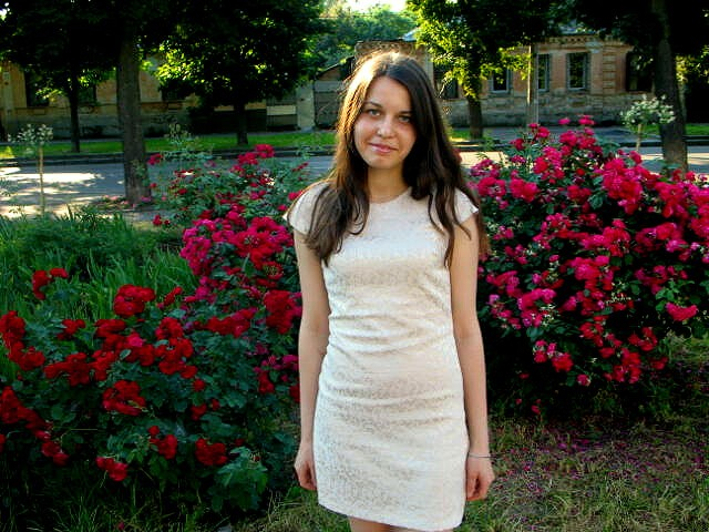 Платье от Nucia