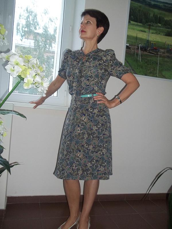 Сначала была блузка от Olenka79