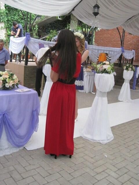 на свадьбу от yukka