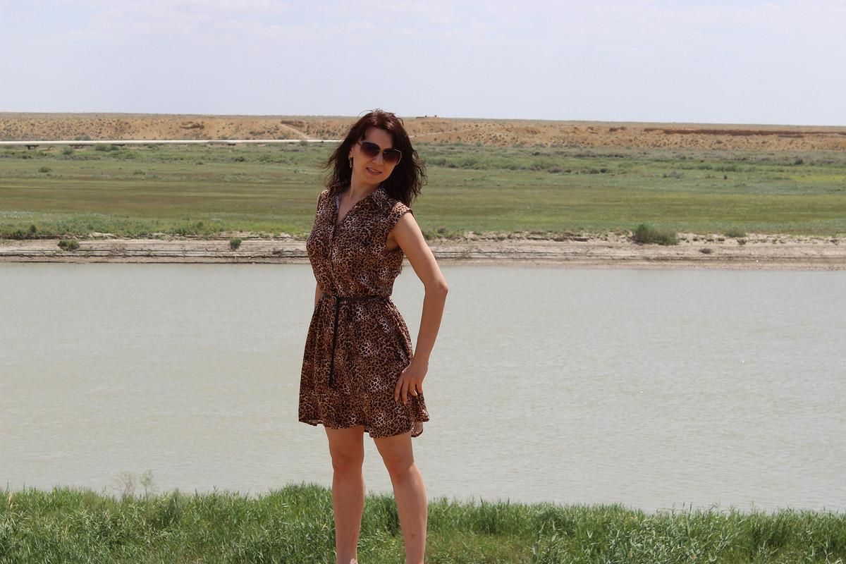 Платье «Сафари»