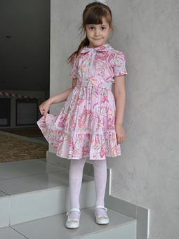Работа с названием платье 145 из 6/2010