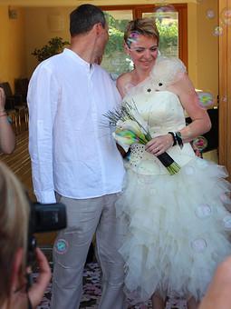 Работа с названием мое первое свадебное платье