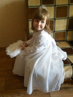 Работа с названием Платье для летнего бала