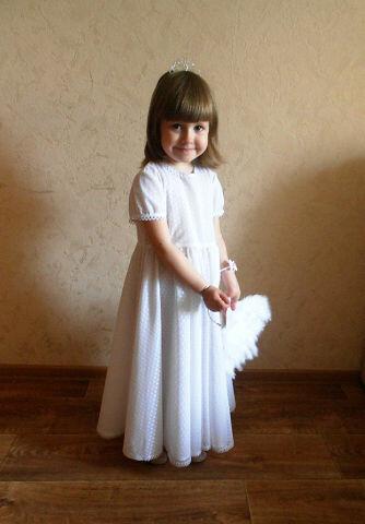 Платье длялетнего бала от Настя Д