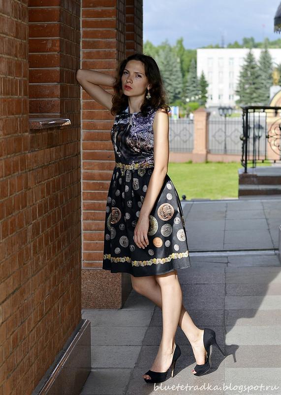 Платье длясестренки.