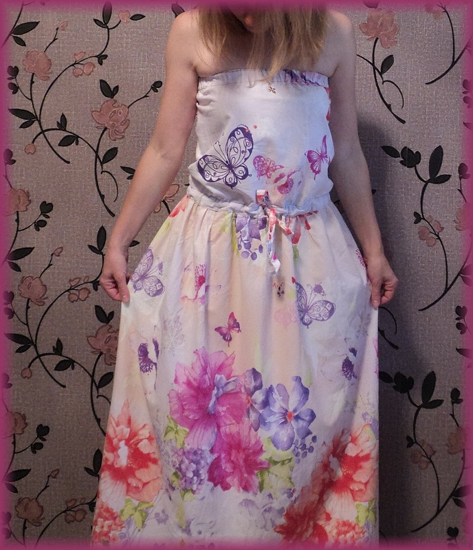 Платье летнее илегкое. от Вераида