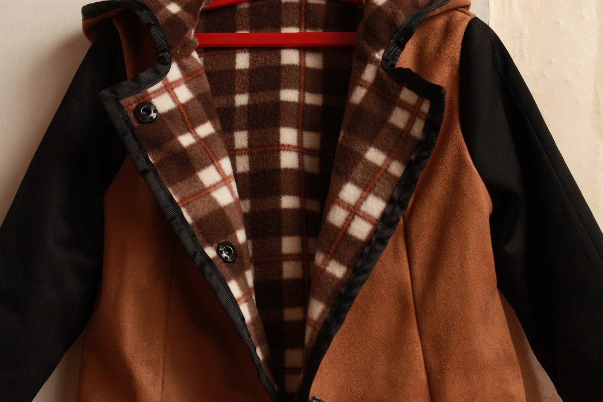 Курточка длямаленькой модницы