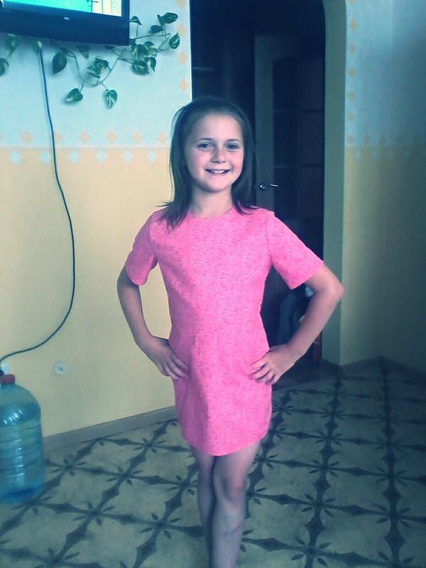 Платье длядевочки от snejinka*ola