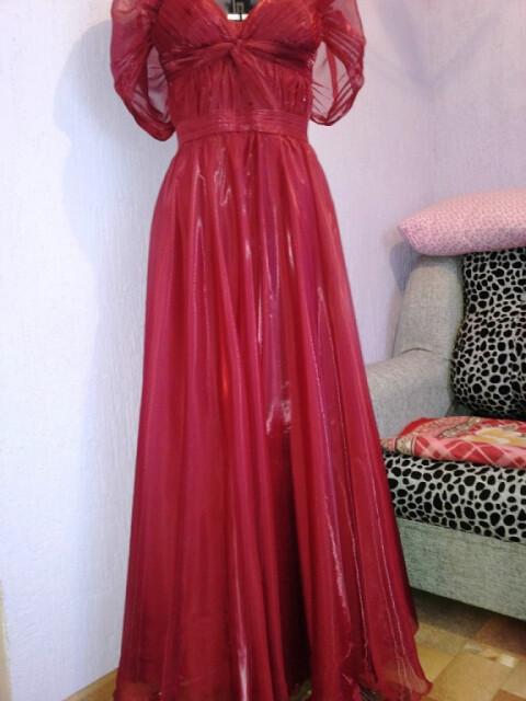 Платье навыпускной 1