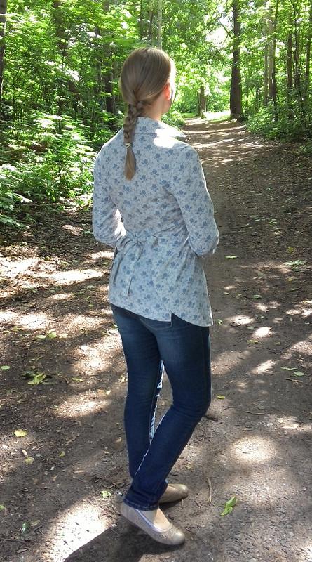 Рубашка-фартук