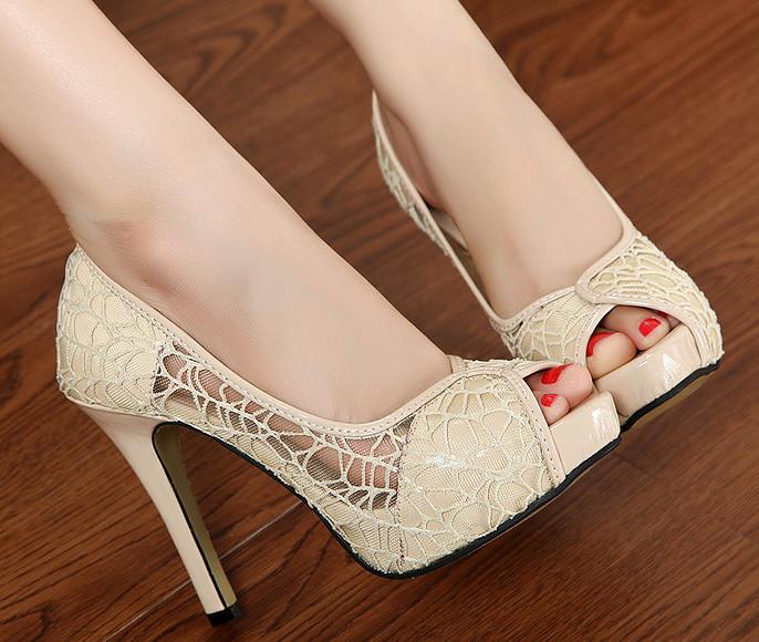Кокетливые туфельки
