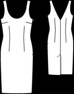 Платье «Воспоминания оРиме»