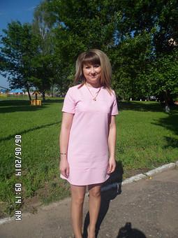 Работа с названием платье для подружки
