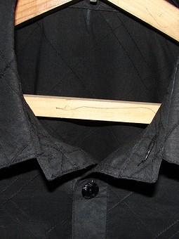 Работа с названием Рубашка с защипами