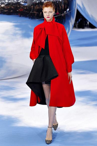 Французская мода DIOR