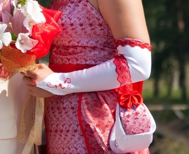 Свадебное от Nestini
