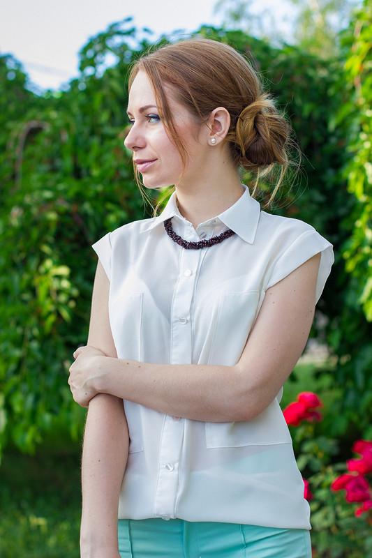 Универсальная блузка