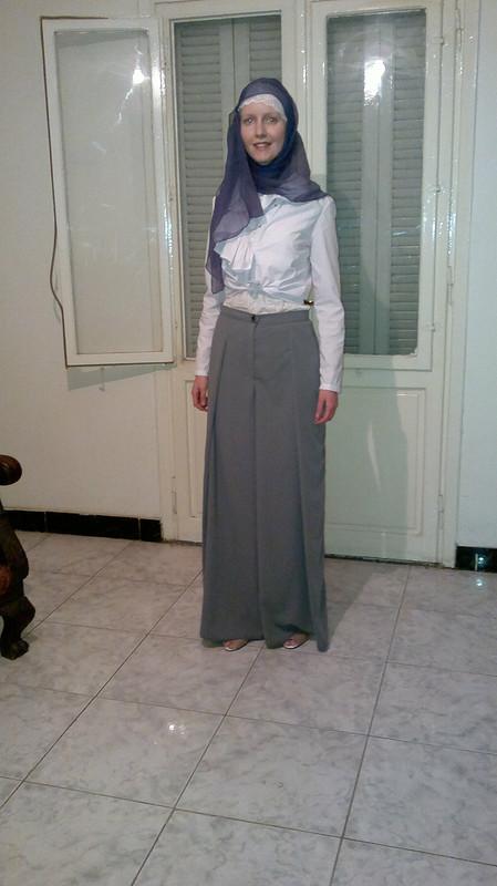 Брюки-юбка от Emira