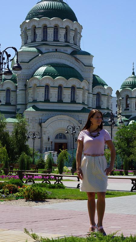 Юбка-прилипайка)))