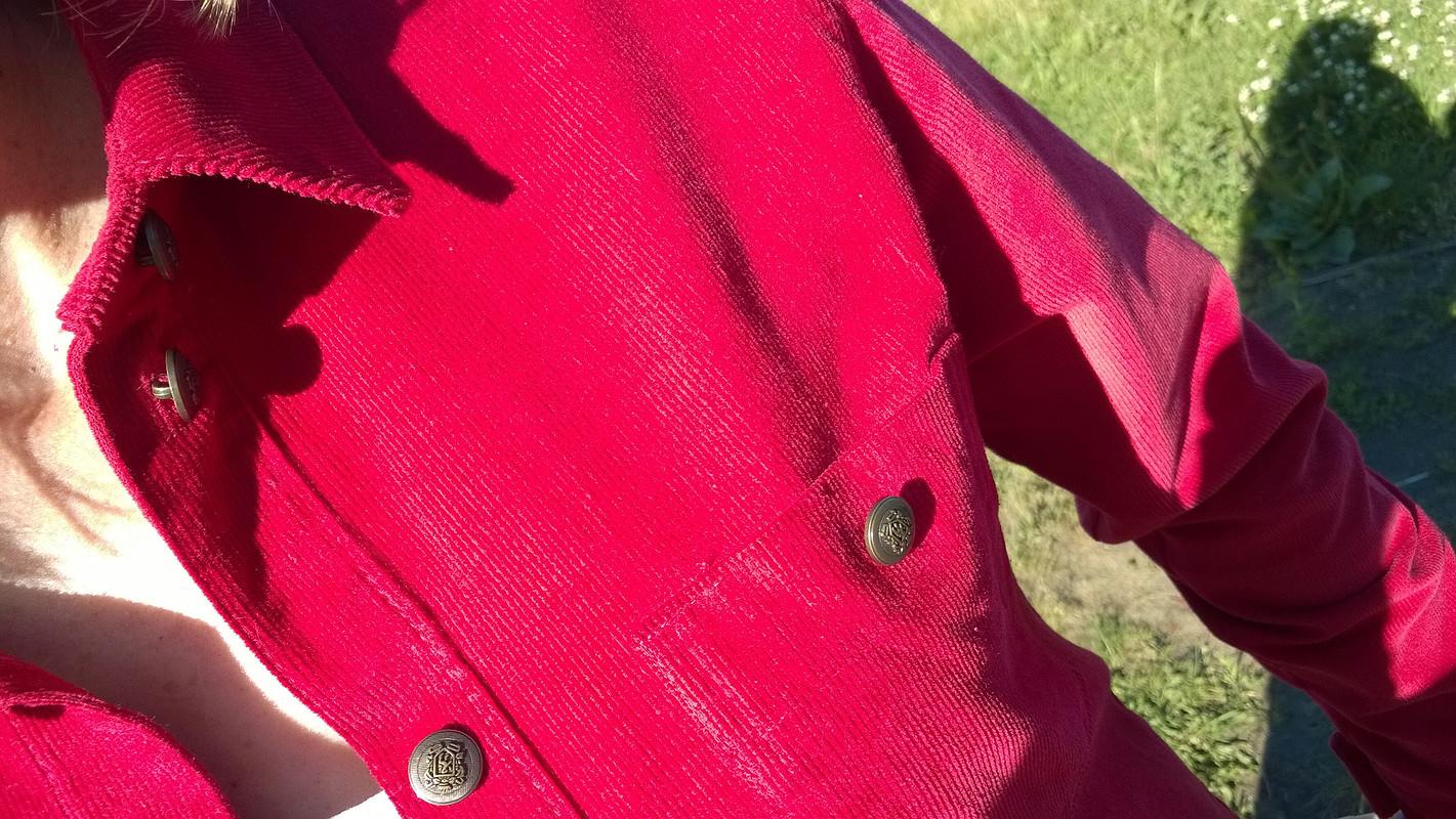 Красная, как знамя Октября