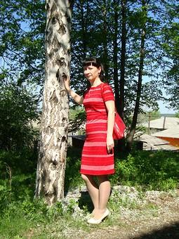 Работа с названием Кому чехол, а мне платье:))
