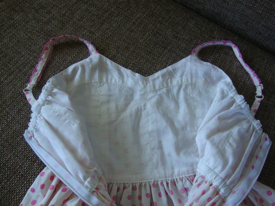 Сшей мне мама сарафан или полянкины пошивки