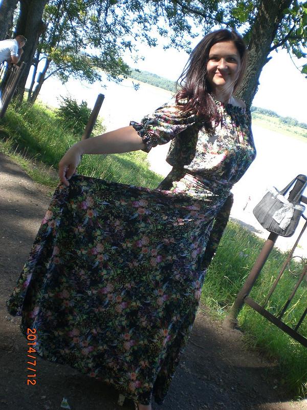 Платье помодели 2007 года