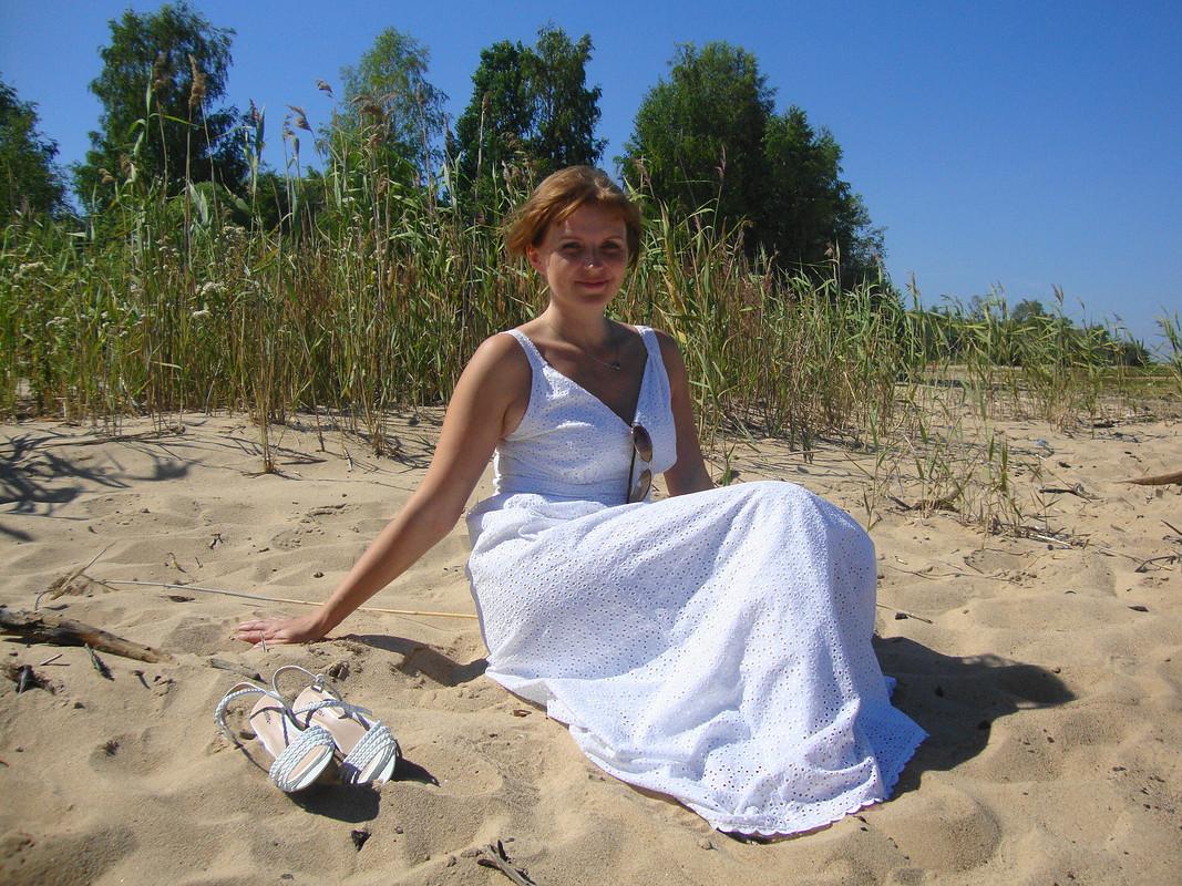 Босиком попеску