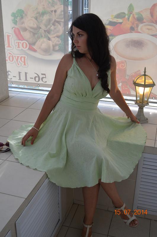 Платье а-ля Мерлин Монро