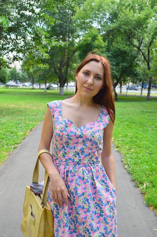 Платье 124B, 7/2014