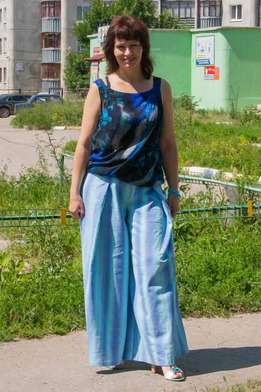 Пифагоровы штаны во все стороны равны)))