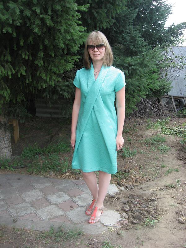 Хитрое платье