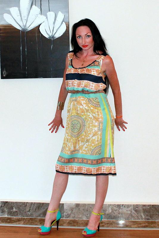 платье купон