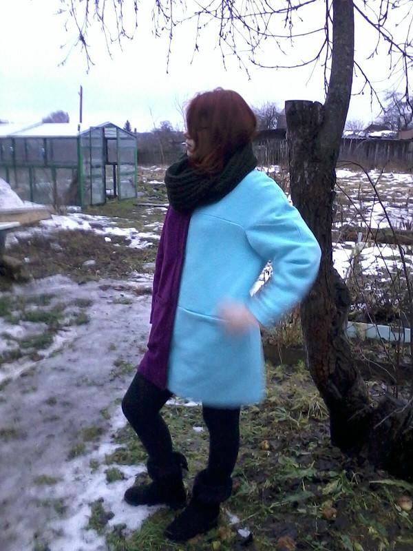 Пальто дляхипстера