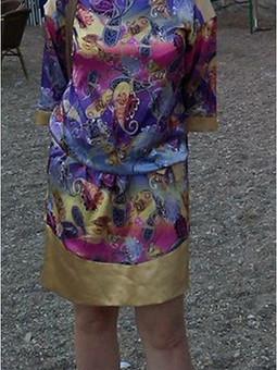 Работа с названием Платье для любимой сестренки.