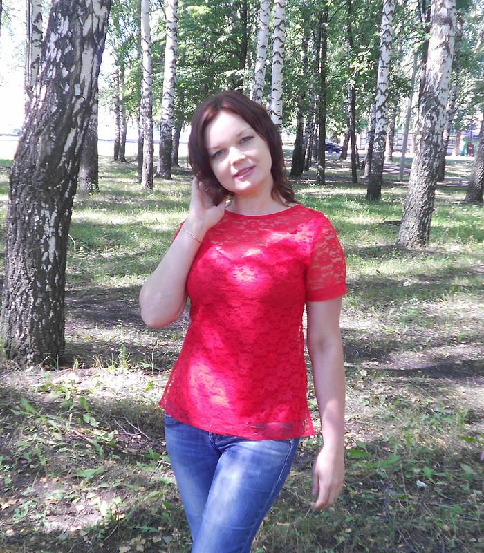 Блуза имаечка