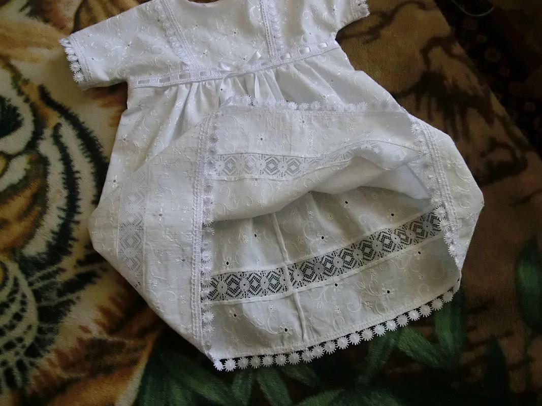 Подарок нагодик  или крестильное платье