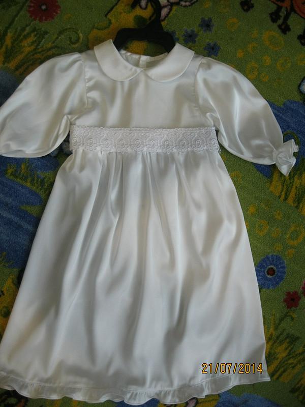 крестильное платье ине только