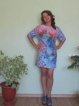 Работа с названием Легендарное платье...