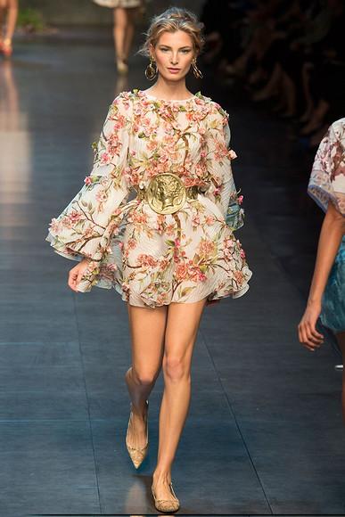 Летние платья вромантическом стиле