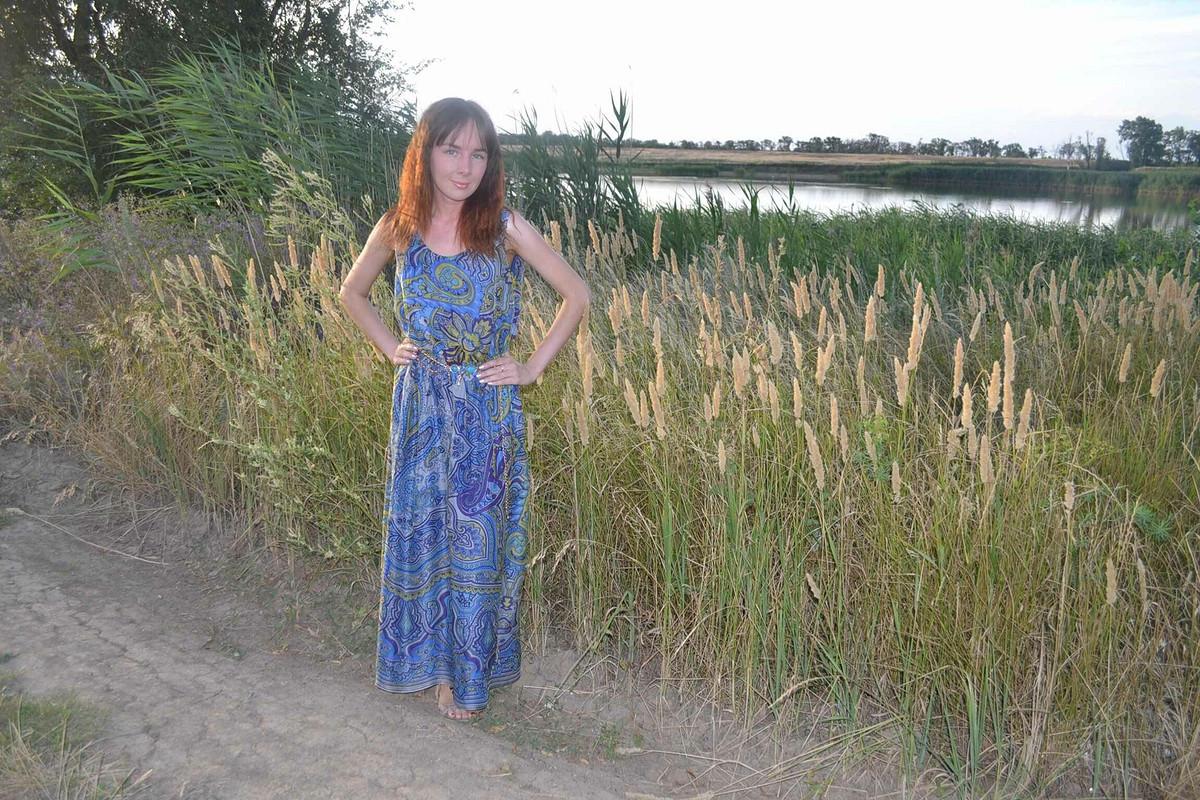 Платье длялетнего вечера