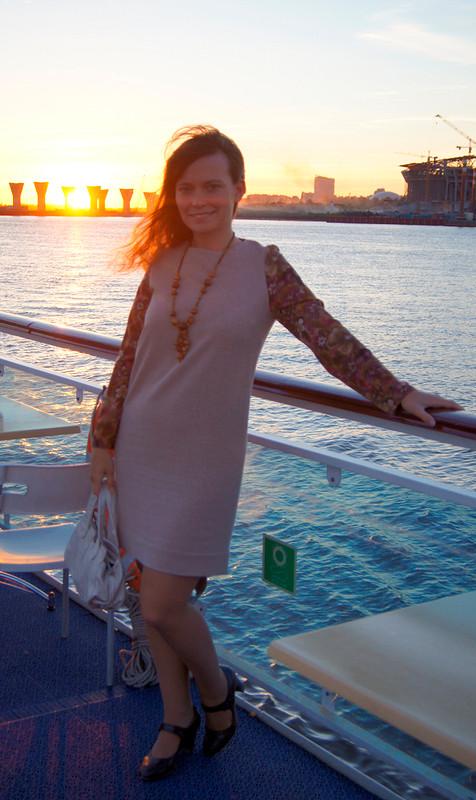 Платье из2/2014