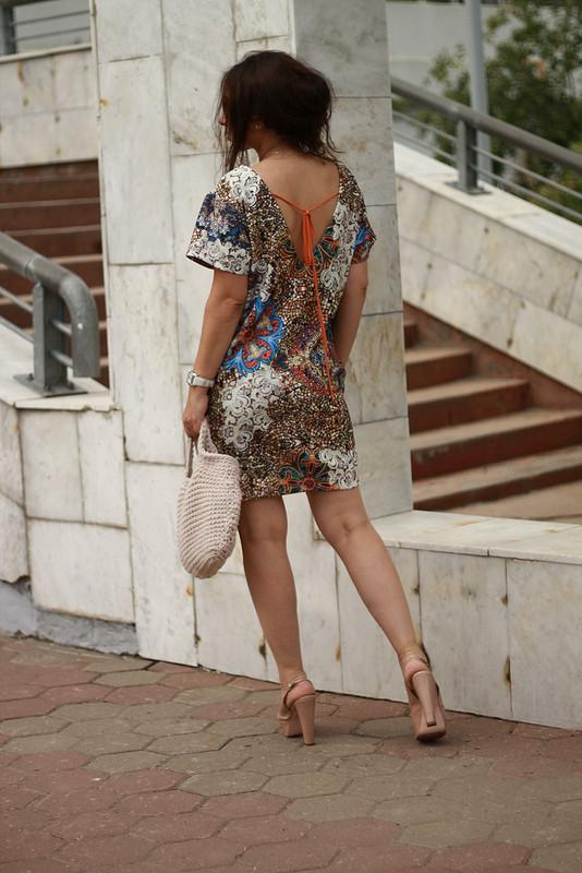 платье-мешок.. или два шва ;))
