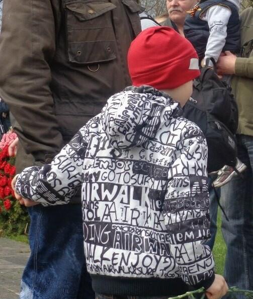 «Буквенная» куртка