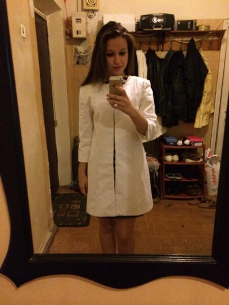 Пальто длясестренки