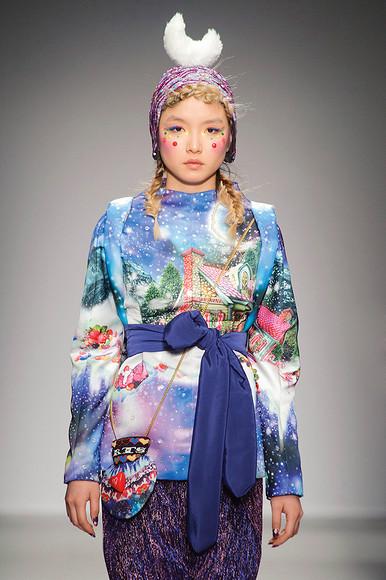 Модные хиты Burda 08/2014″ class=