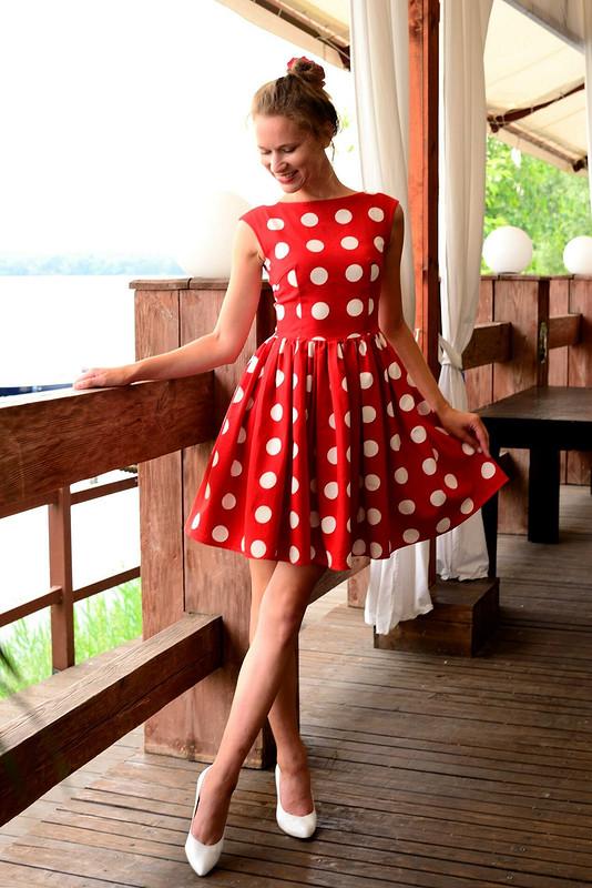 Платье «Pretty woman»