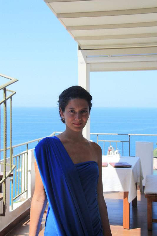 Платье вгреческом стиле